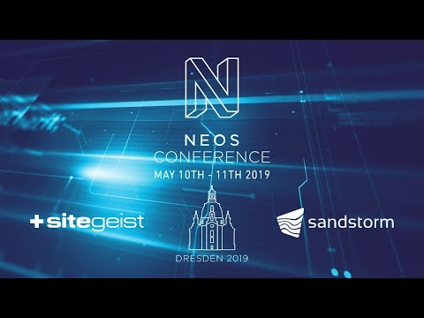 Neos Conference 2019 - Day 1 - Center Stage | Neos CMS