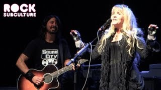 Sound City Players 'Landslide' with Stevie Nicks and Dave Grohl at Hollywood Palladium