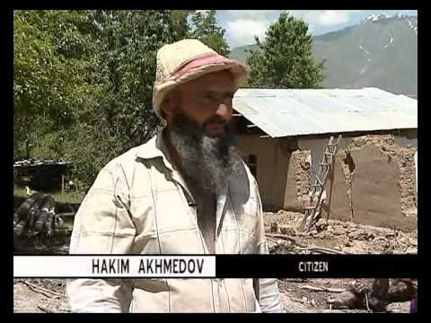 Action in Tajikistan to be prepared for natural disasters and accidents