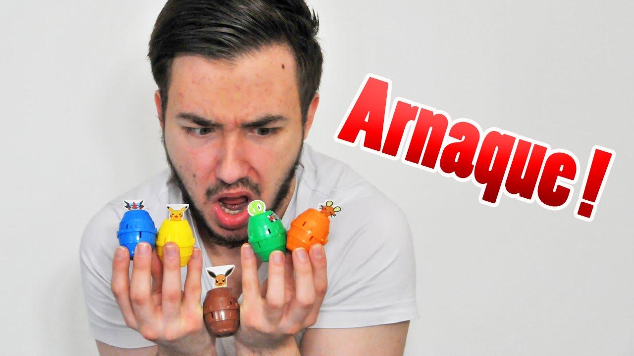 Boite Pokemon Jouet CandysanUne De Arnaque Ouverture Belle KlF1Jc