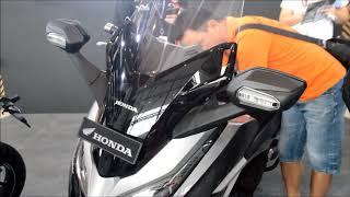 Honda Forza 250 cc, Yuk Melihat Lebih Dekat, Sebelum BELI