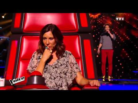The Voice - Some of the most surprising blind audition worldwide