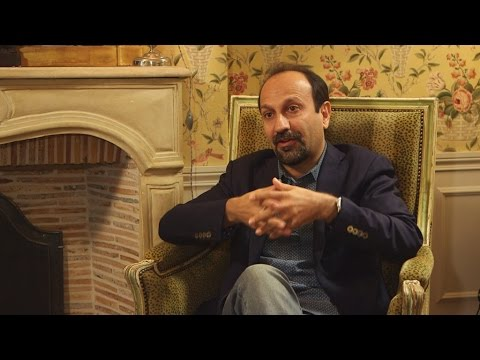 Oscar-winning Iranian director Asghar Farhadi on his new film 'The Salesman'