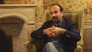 Oscar-winning Iranian director Asghar Farhadi on his new film