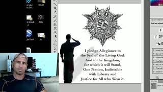 Pledge Allegiance to the Seal of the Living God - Lord Steven Christ