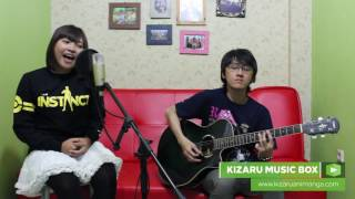 Grow Up Versi Indonesia - GHOST AT SCHOOL (Cover)