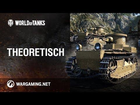 Theoretisch [World of Tanks Deutsch] thumbnail