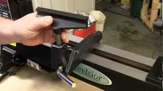 Excelsior Mini Lathe w/Optional Bed Extension Review | NewWoodworker