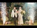 Zafi Mustafa Wedding Highlights Arabian Wedding