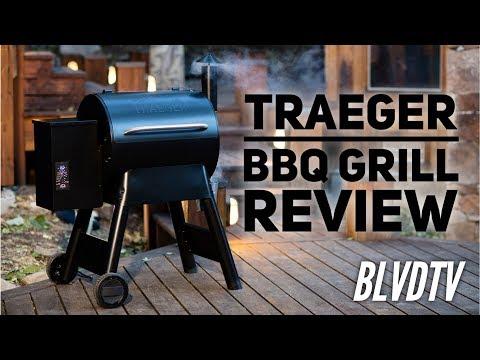 Pellet Grill vs Gas? Traeger Grill Review!!!