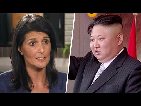 LEADERS OF UN Security Council EMERGENCY MEETING over NORTH KOREA 7/5/17 United Nations Nikki Haley