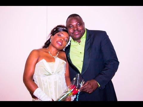 Mariage de Ritha et Godfrey Mananga à Genève