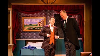 Jeeves & Wooster in Perfect Nonsense Official Trailer | Barn Theatre 15 June - 10 July