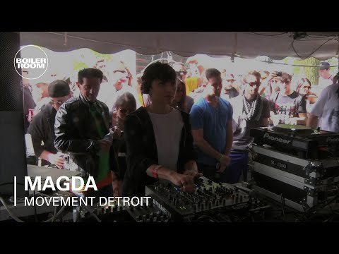 Magda 45 Minute Mix Boiler Room x Movement
