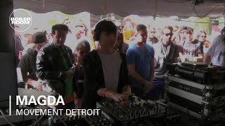 Magda Boiler Room x Movement Detroit DJ Set