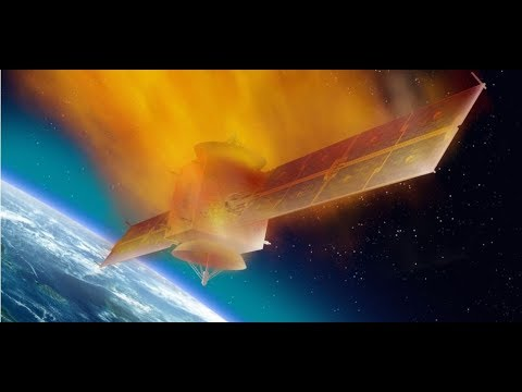 Breaking News: Chinese Space Ship Is Falling To Hit Michigan April 3, 2018.