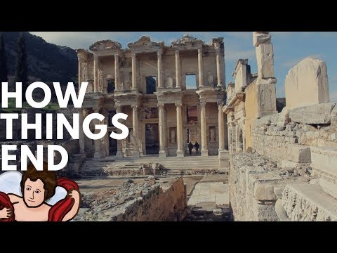 What Happened to Those Ancient Cities?