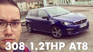 Review Peugeot 308 1.2 THP EAT8. Nu ook met automaat dynamisch