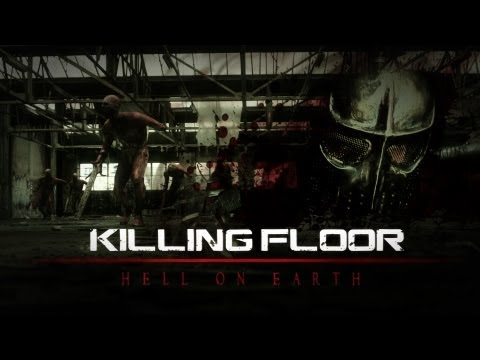 Killing Floor : Hell on Earth teaser trailer 1 (Live action Fan Film)