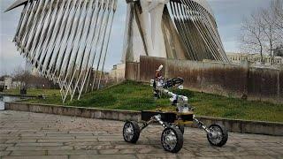 ITU Rover Team / URC 2020 SAR
