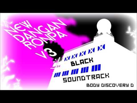 New Danganronpa V3 O.S.T. Black - 05. Body Discovery D