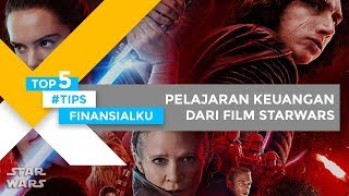 Video 5 RAHASIA Pelajaran Keuangan dari Star Wars! Kamu para fans Star Wars Wajib Banget Nonton Ini! download MP3, 3GP, MP4, WEBM, AVI, FLV September 2018
