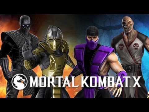 MORTAL KOMBAT XL fatality brutality combos game play tutorial with all mortal kombat blows xl