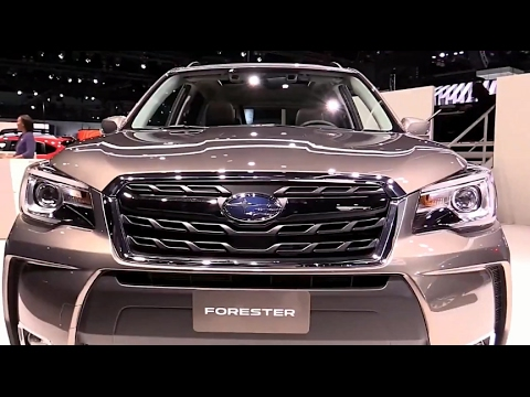 2018 Subaru Forester XT | Exterior and Interior | First Impression | Look in 4K
