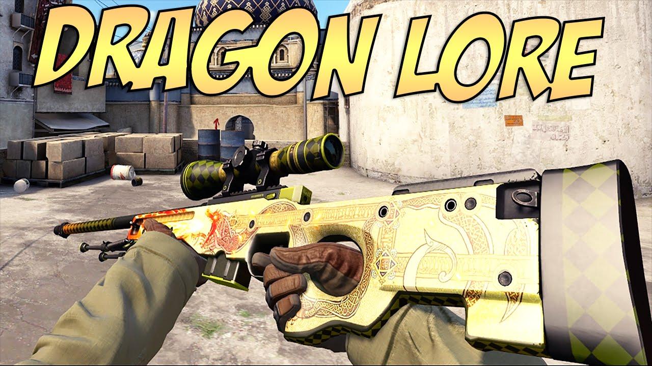 Awp Dragon Lore Wert
