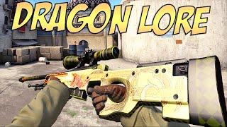 CS:GO - AWP | Dragon Lore Gameplay