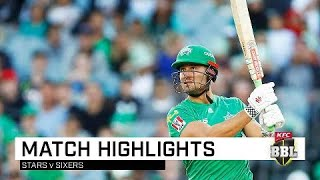 Stoinis, Stars flex muscles in record-breaking win