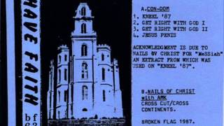 Nails Ov Christ / AMK - Cross Cut / Cross Continents