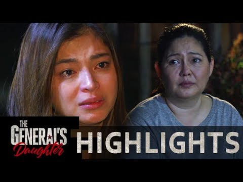 The General's Daughter: Rhian tells Sabel the truth   EP 22