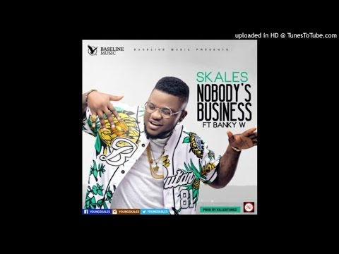 Skales-Nobody-Business-Feat-Banky-W