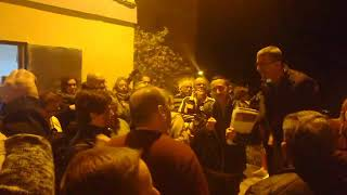 Trifulca entre Ricardo Glez vecino vinculado a CC y Abreu consejero delegado de Muvisa