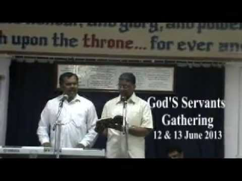 Songs Of Zion -Telugu