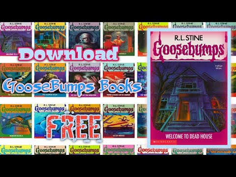 How To Download Goosebumps Books Free