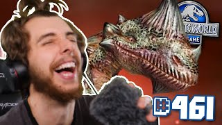 I wasn't ment to record this video!!! || Jurassic World - The Game - Ep 461 HD