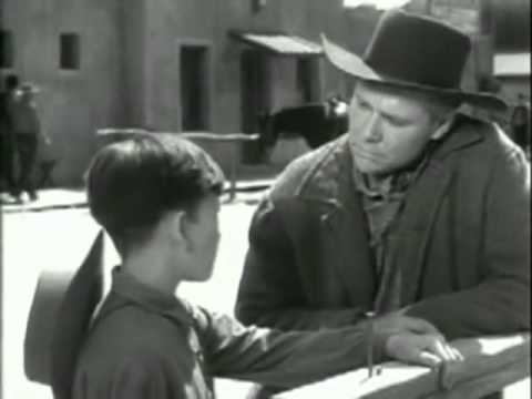 Annie Oakley - Annie Finds Strange Treasure, Classic Western TV series
