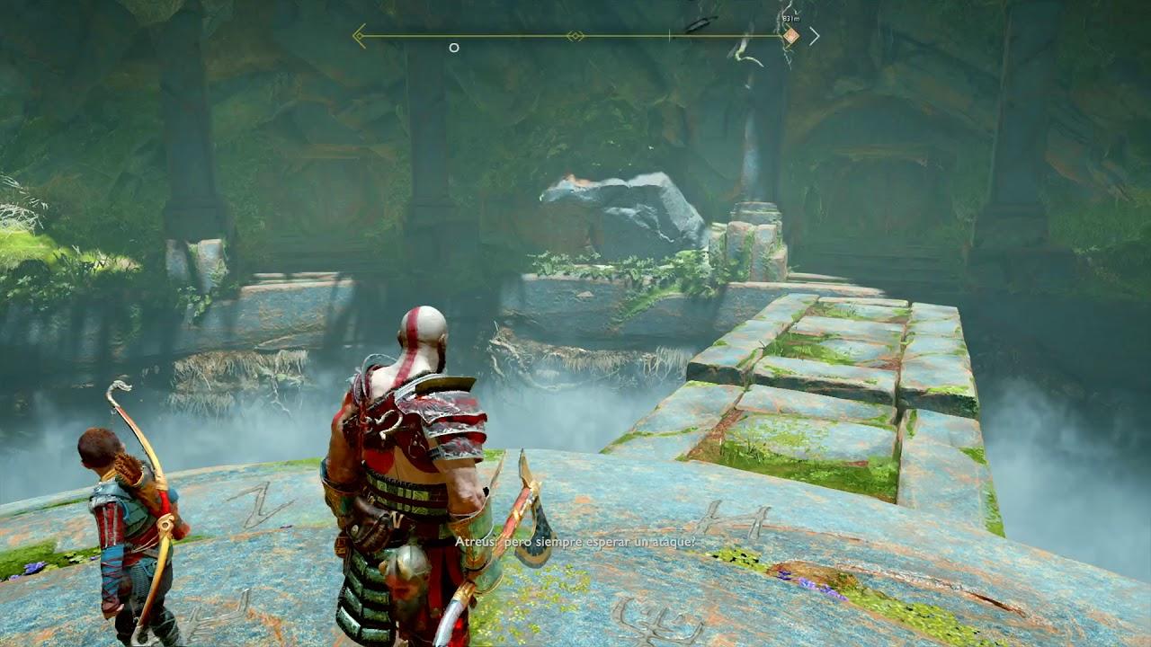 God Of War La Mejor Frase De Kratos Youtube