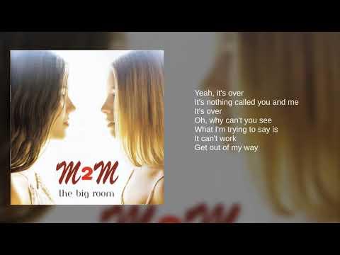 Download lagu gratis M2M: 09. Leave Me Alone (Lyrics) terbaru