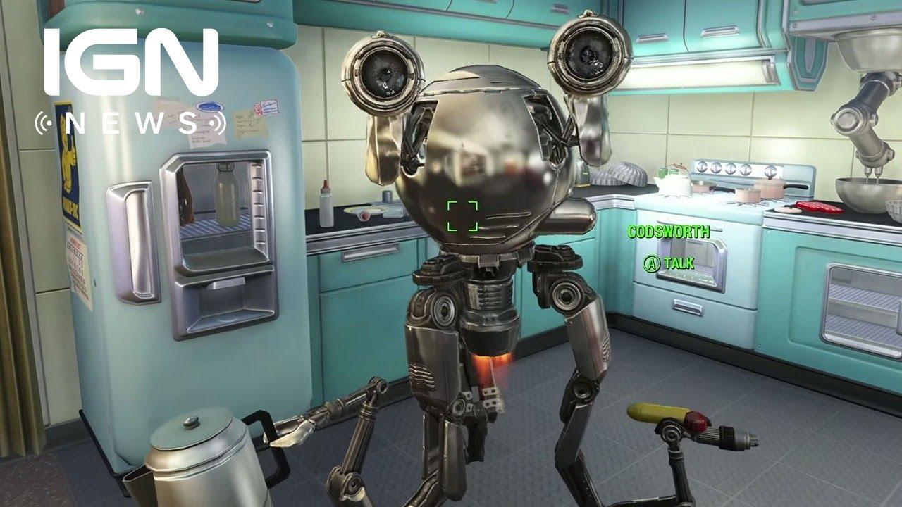 Fallout 4 Codsworth Namen