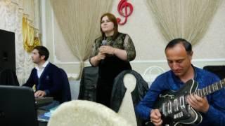 свадебная песня в исполнении   ОКСАНЫ ИБРАГИМОВОЙ