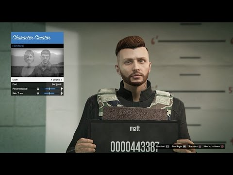 How to Change Your Characters Appearance On GTA 5 Online For Free!! (Updated video for 2017)