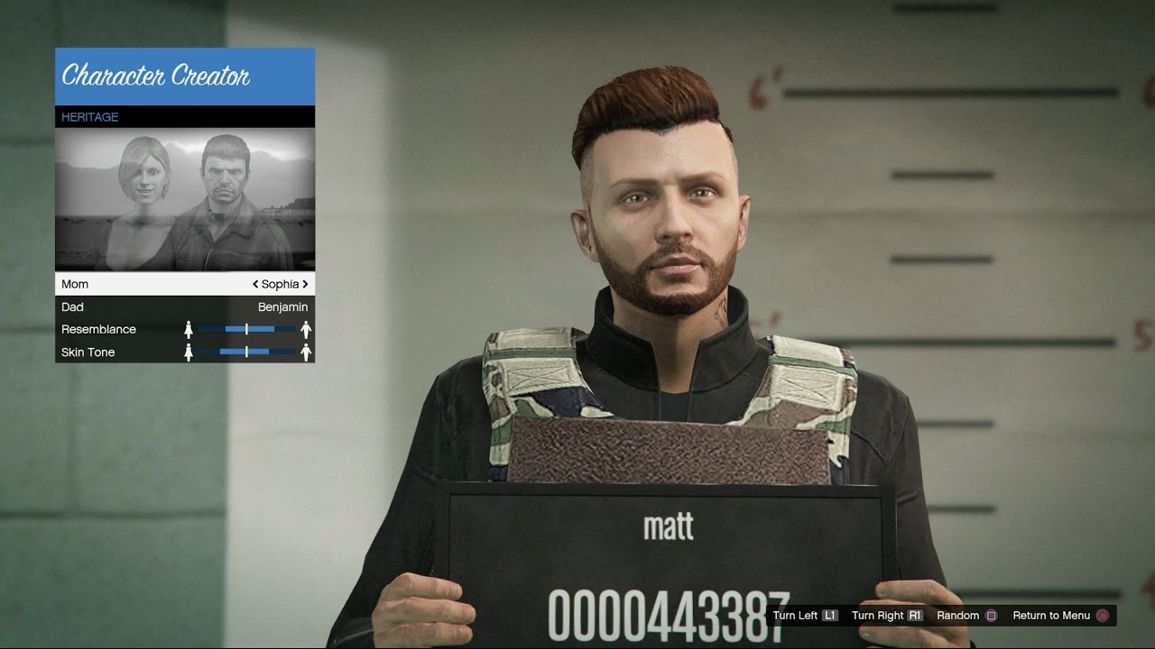Gta Online Modify Character Wiring Diagrams Chickenwingdiagrampng How To Change Your Characters Appearance On 5 For Free Rh Youtube Com