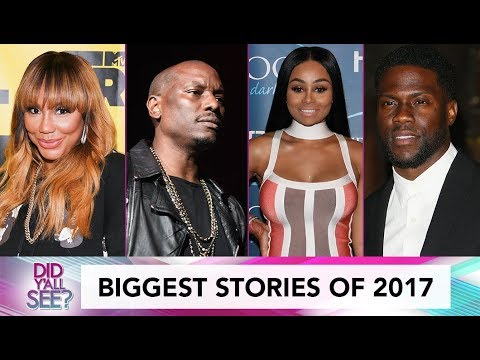 The Most Talked About Scandals Of 2017   Did Y'all See?