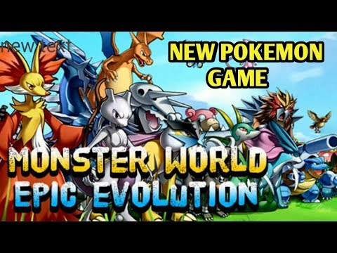 How To Download New Pokemon Games Monster World