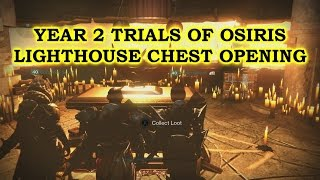 YEAR 2 LIGHTHOUSE for Trials of Osiris! (Destiny TTK)