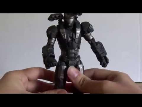 Marvel Legends Ironman 2 Walmart Exclusive War Machine Review