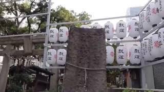 サムハラ神社 御神環(指輪形肌守)授与日の早朝参拝